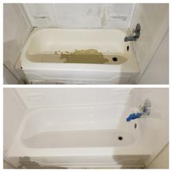 Repair, Refinish Tub & Tile