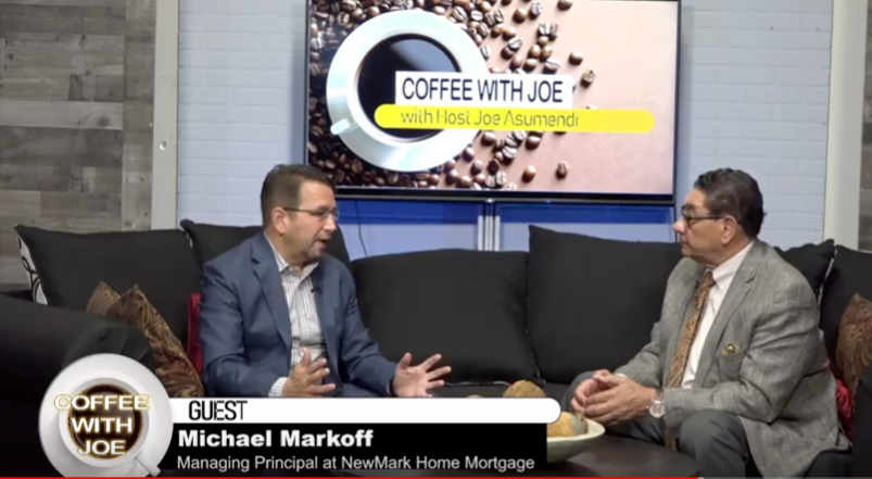 Michael Markoff - Special Guest on Coffee with Joe RVNTV