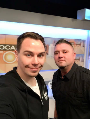Jeff Adkinsa and Todd Bonner on WDIV