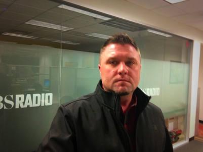 Todd Bonner at CBS Detroit
