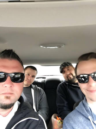 DPX on the road