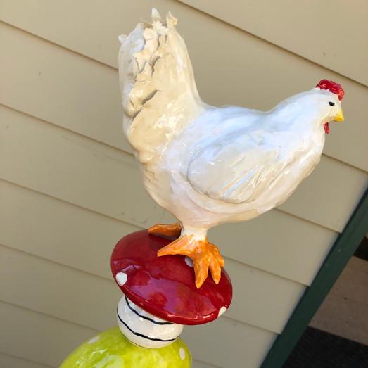 chicken detail