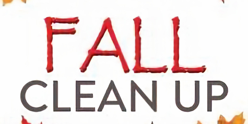 Mayor's Fall Clean Up!
