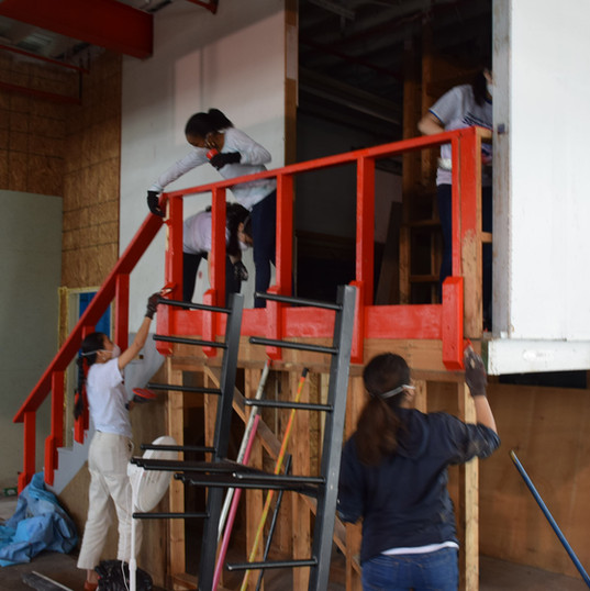 JHU 10th President's Day of Service