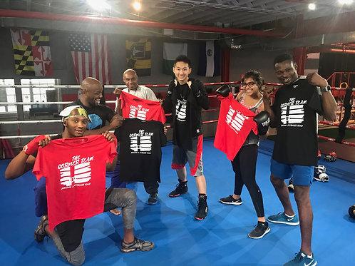 Corner Team Boxing & Fitness T-Shirt