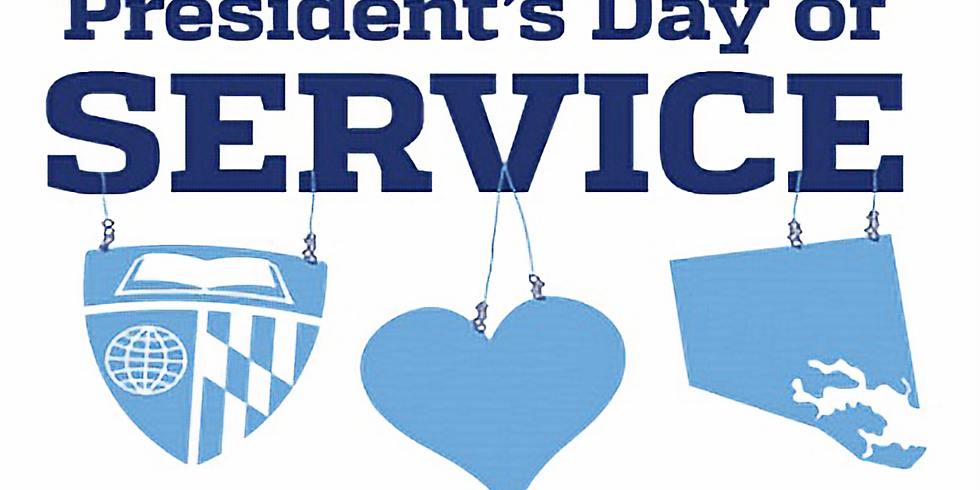 JHU, President's Day of Service