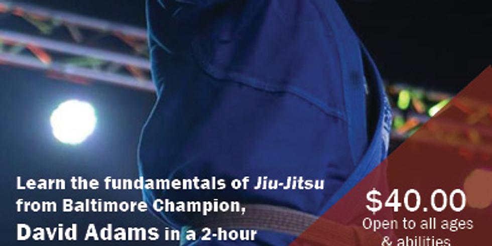 Jiu-Jitsu Workshop With David Adams