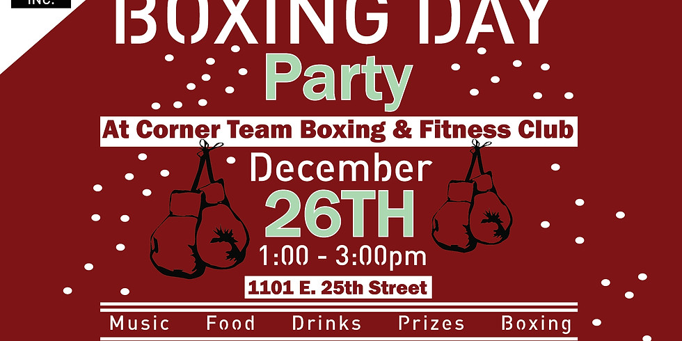 Boxing Day!
