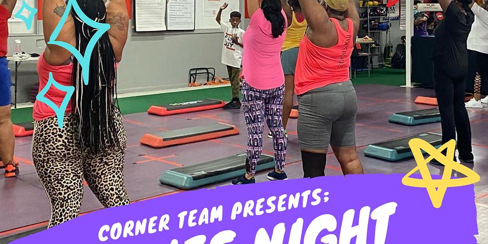 Ladies Night At Corner Team
