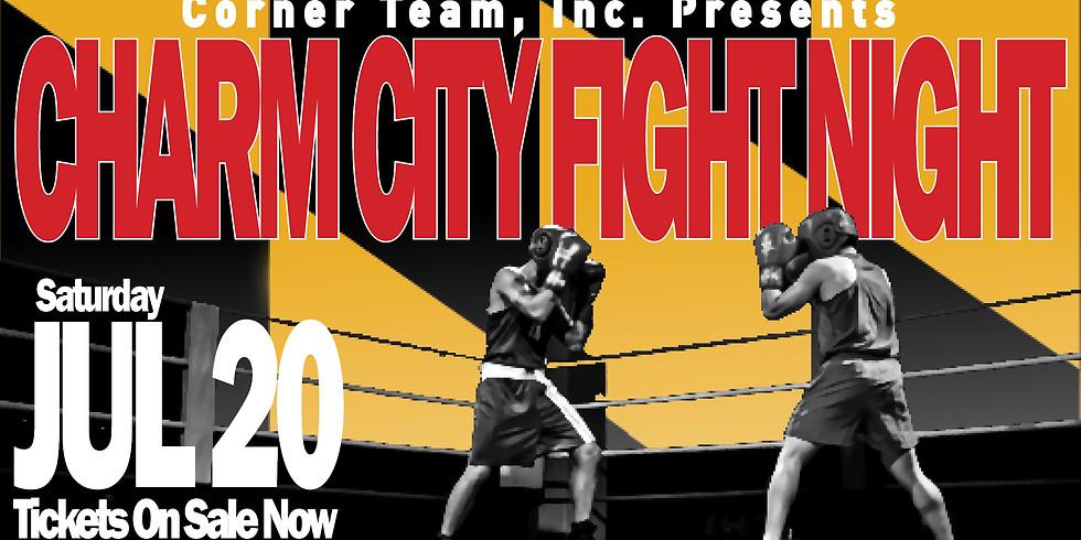 Charm City Fight Night