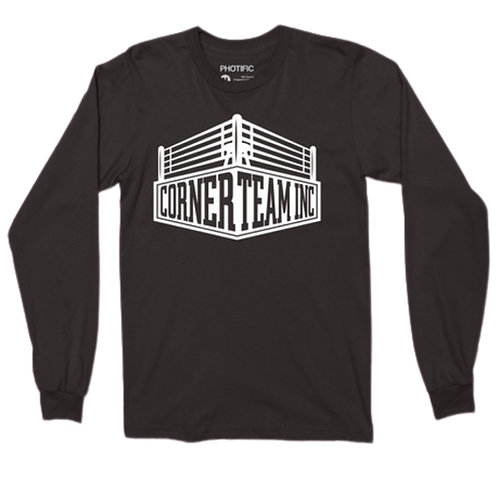 Corner Team Long Sleeve T