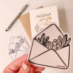 Cactus Mailers
