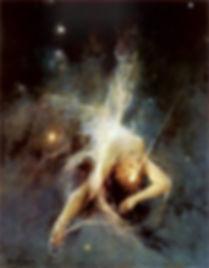 falling star 1884 via castalianvisions.t