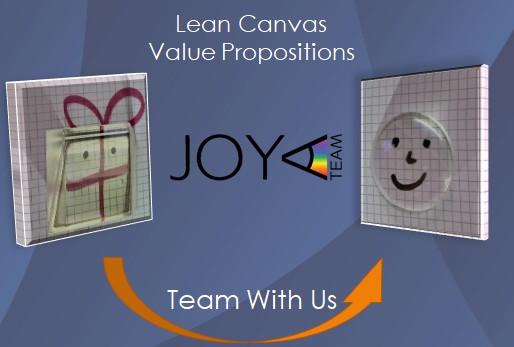 JOYA Team – Value Proposition