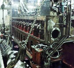 Kurbelwellenersatz MaK 9M20