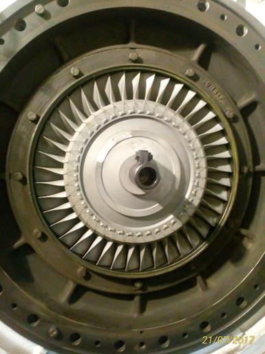 Overhaul turbo MAN TCA66