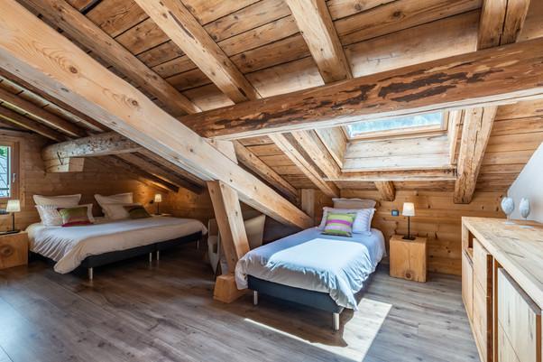 Ourson, Chambre 4.
