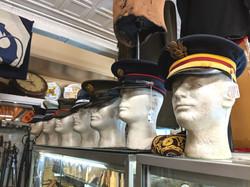 Dress caps