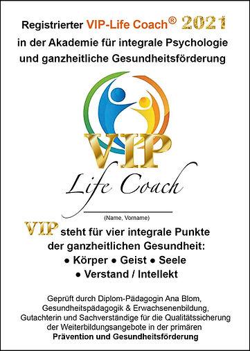 VIP Coach Siegel_2021_Rahmen registriert