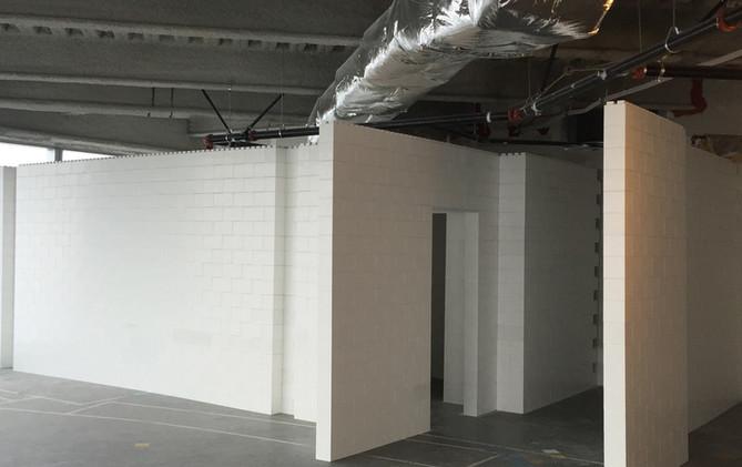 Modular Wall Layout