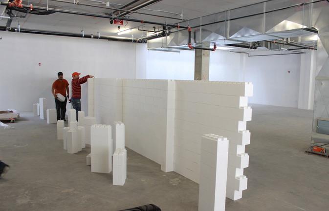 Custom Event Walls