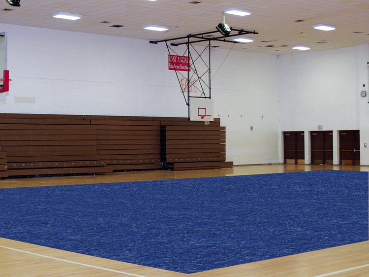 Gym Floor Cover Systems