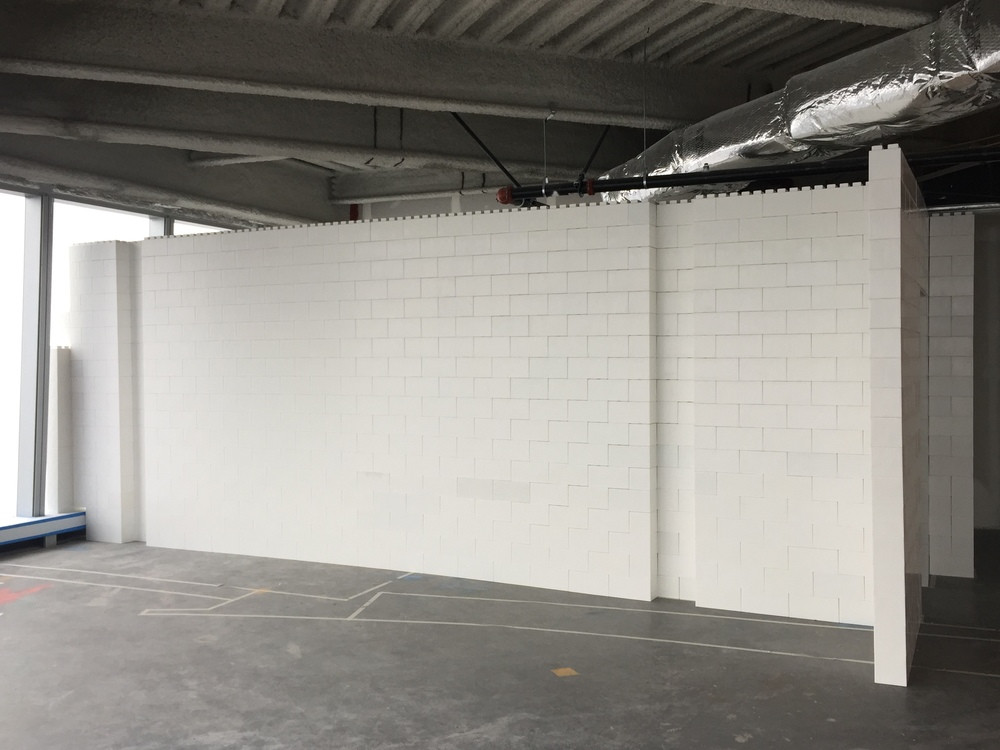 Full Height Wall Dividers