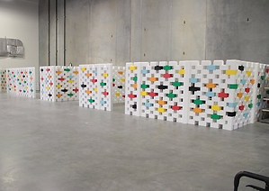 Demountable Modular Walls