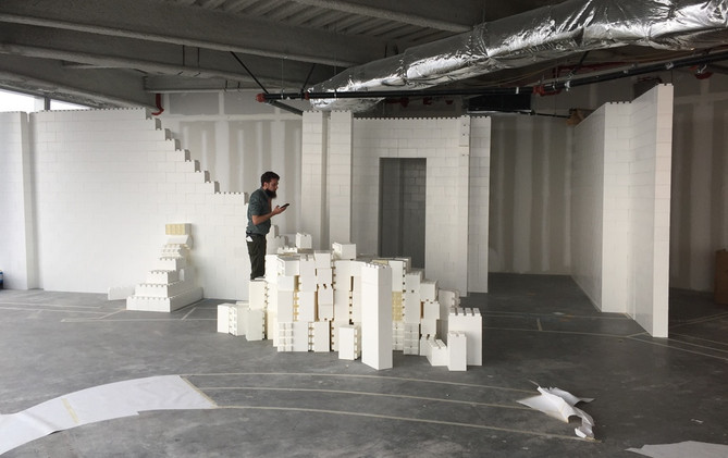 Architectural Wall Modeling