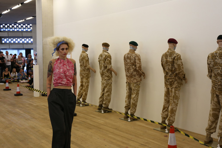 Gallery and Performance Art