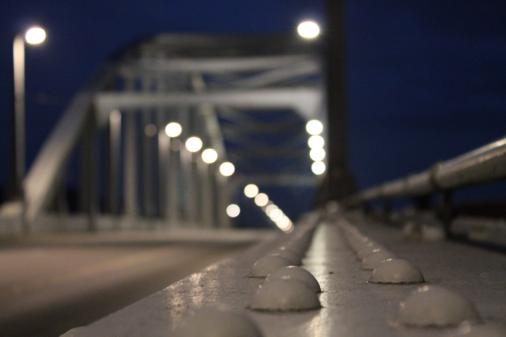 A bridge too far. Arnhem, Holland