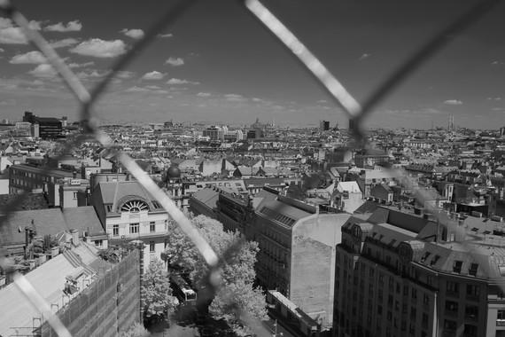 Comanding View over Vienna