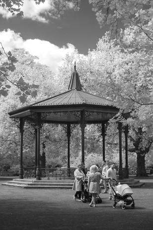 Battersea Park Bandstand, London