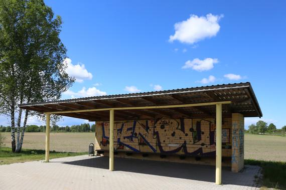 Bus Stop, Latvia