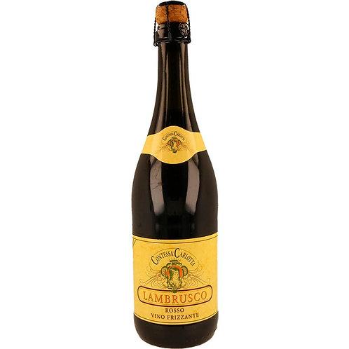 Lambrusco 75cl - Vinho Frizante