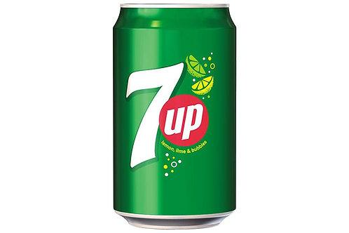 7 UP 33cl - Bebida Analcoólica