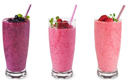 Batidos de Fruta - Bebida Analcoólica