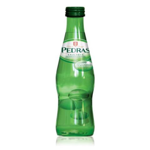 Água Gaseificada 20cl - Bebida Analcoólica