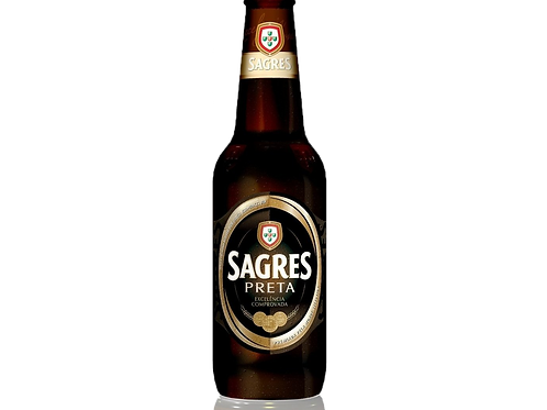 Cerveja Preta- Bebida Alcoólica