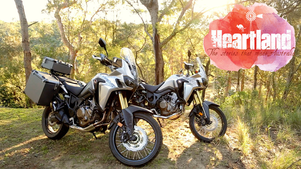 Choosing The Africa Twin