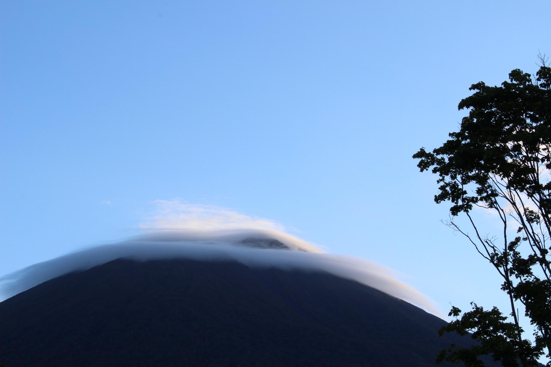ニセコの自然(羊蹄山)