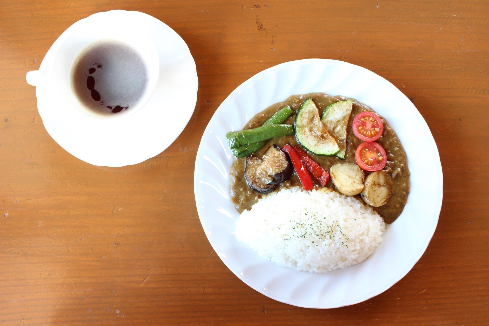 日替わりランチプレート(Cafe)