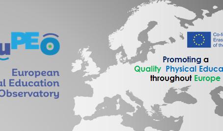 Evento Internacional EUPEA: Monitorização da Educação Física de Qualidade através do EuPEO