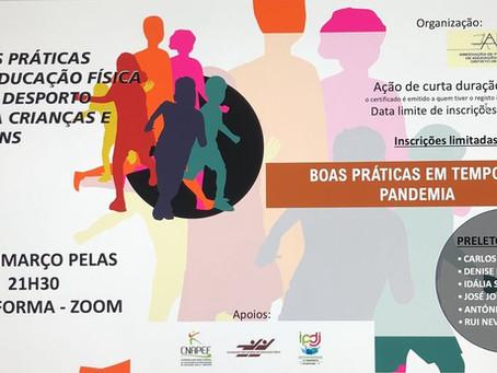 APEF Aveiro promove formação com apoio do CNAPEF e SPEF