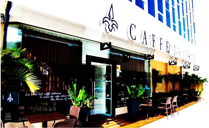 Cafeteria Caffé Trieste