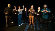 İstanbul Soundpainting Orkestra, hınzır doğaçlama fikirlerini 60m²'ye sığdırıyor!
