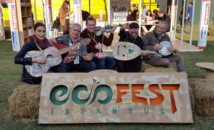 EcoFest Istanbul, Ekim 2017'de KüçükÇiftlik Park'ta üçüncü kez düzenlendi