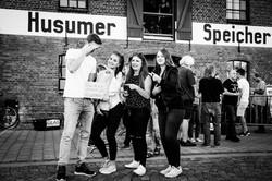 Kraftklub - Husumer Speicher 7/2017