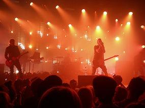 Концерт в живую