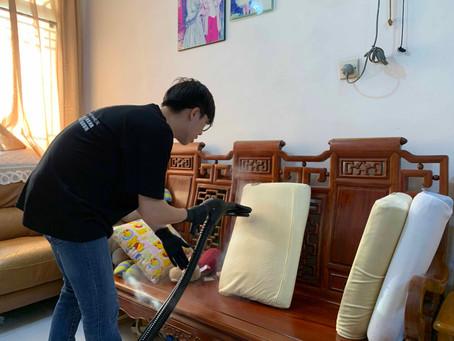 葵涌住宅客戶除塵蟎個案分享